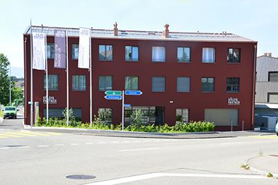 Grüningerstrasse
