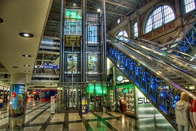 Shopville Zurich