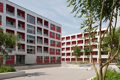 Wohnueberbauung Gries Volketswil
