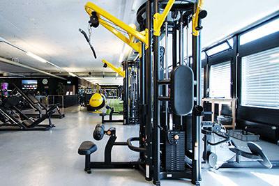 Gymone Fitnessclub Zurich