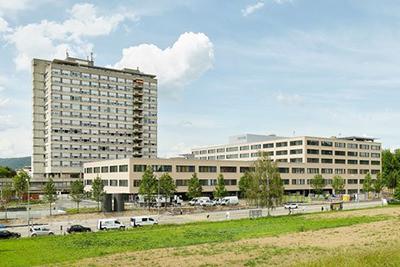 Neubau Spital Limmattal